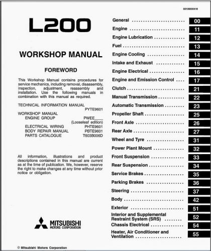 l200 mitsubishi wiring diagrams schematics wiring diagrams u2022 rh seniorlivinguniversity co Basic Electrical Wiring Diagrams HVAC Wiring Diagrams