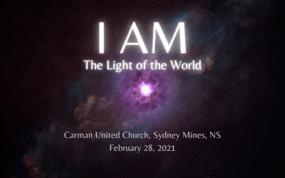 Worship Service Audio for February 28, 2021