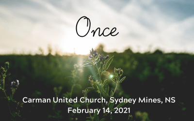 Worship Service Audio for February 14, 2021