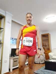 Cómo sufrir 21 kms con dignidad (Crónica de un Campeonato del Mundo)
