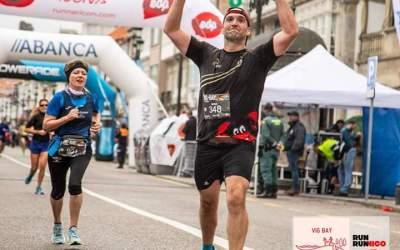 El maratón Vig-Bay de Iván