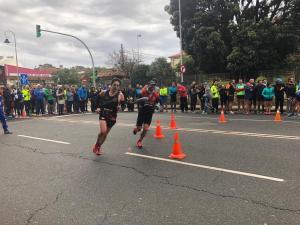 El maratón Vig Bay del Presi