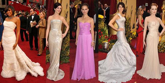 Divas at Oscars