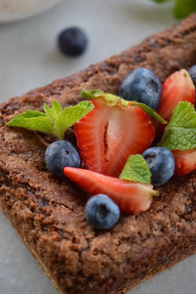 The BEST Vegan Brownie Recipe Ever!