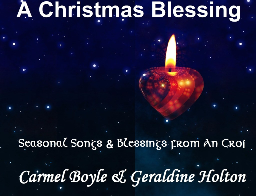 A Christmas Blessing cd cover image