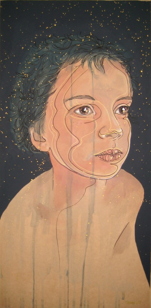 Dreamtime Boy - SOLD