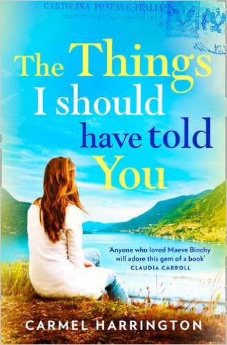 The Things I Should Have told You Paperback Cover