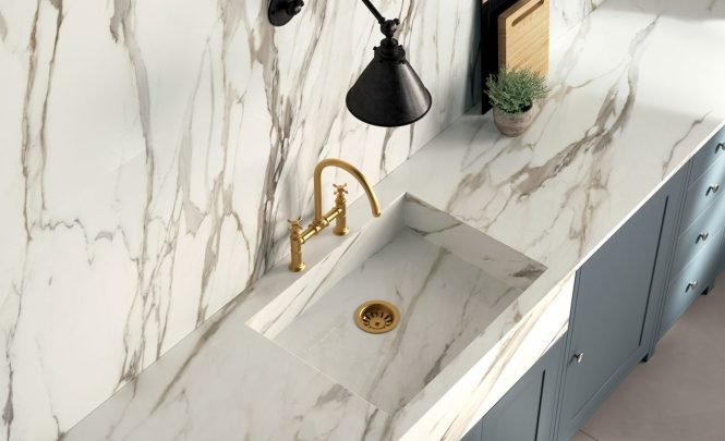 Why Porcelain Slab Countertops Are A