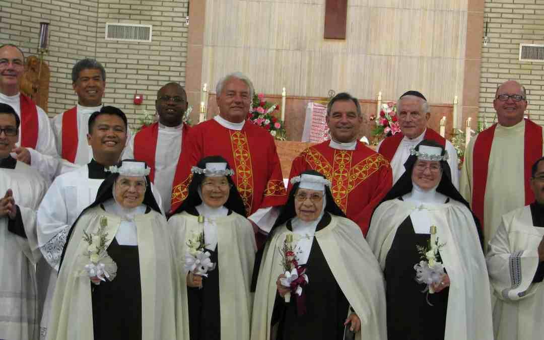 The Joy of Fidelity…Celebrating Jubilees