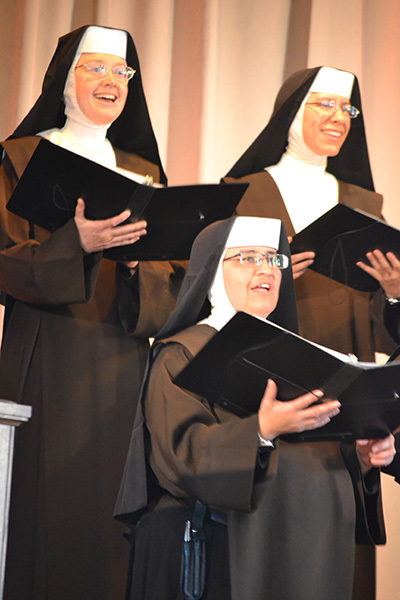 Singing Sisters: You Are Loved By God