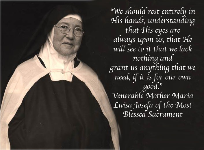 Feast of All Carmelite Saints ~ Novena Day 9 – November 14