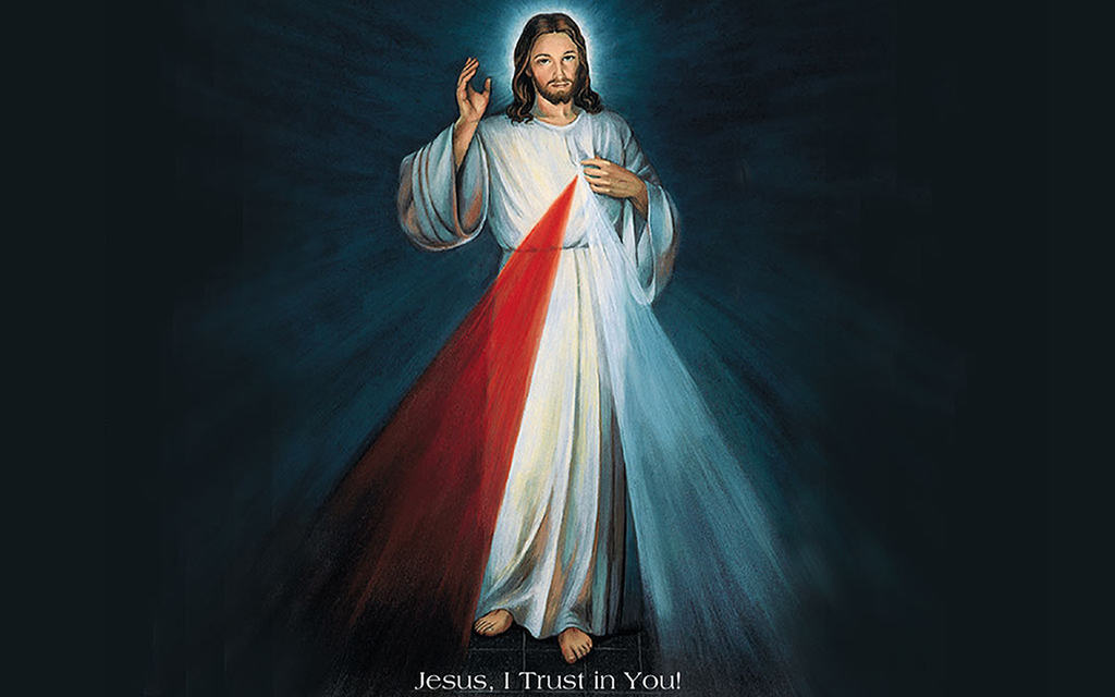 Divine Mercy Novena  (Easter Saturday)