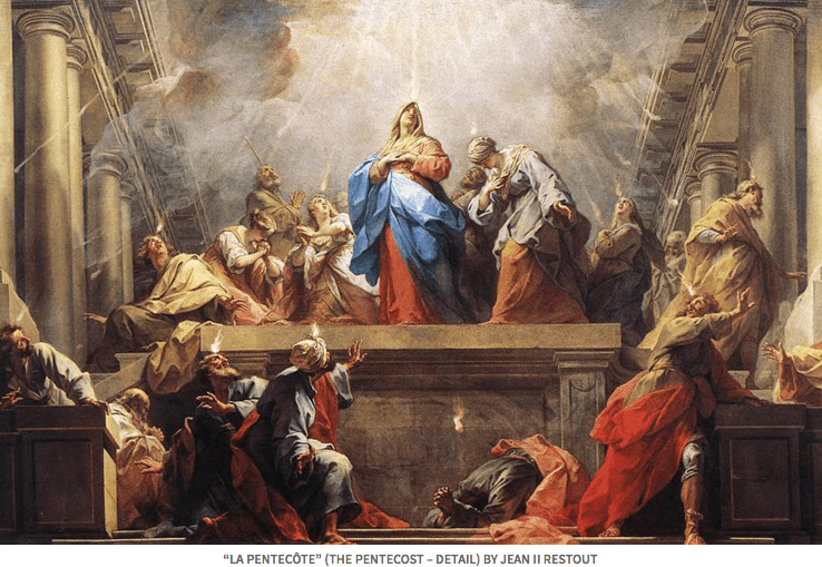 The Holy Spirit—The Principle of Unity throughout Scripture
