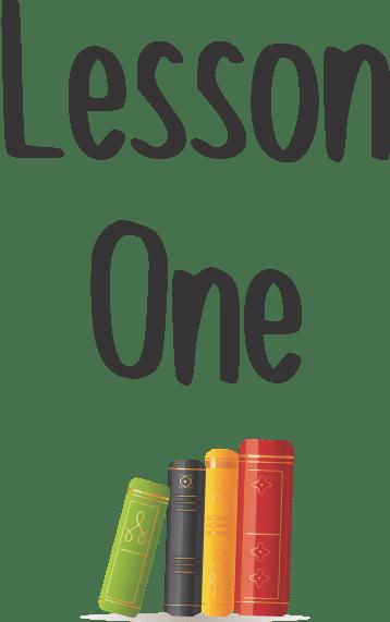 Lesson 1 icon