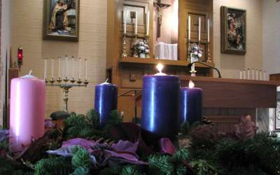 Advent: A Glimpse of Eternity