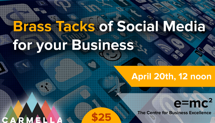 Brass Tacks of Social Media for your Business