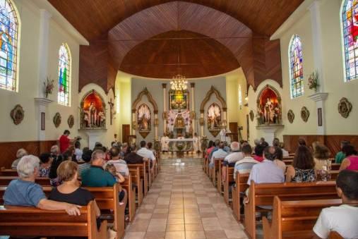 70 anos de Vida Religiosa Irmã Maria Stella-108