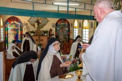 70 anos de Vida Religiosa Irmã Maria Stella-198