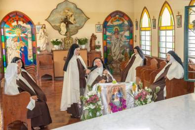 70 anos de Vida Religiosa Irmã Maria Stella-206