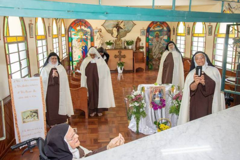 70 anos de Vida Religiosa Irmã Maria Stella-227