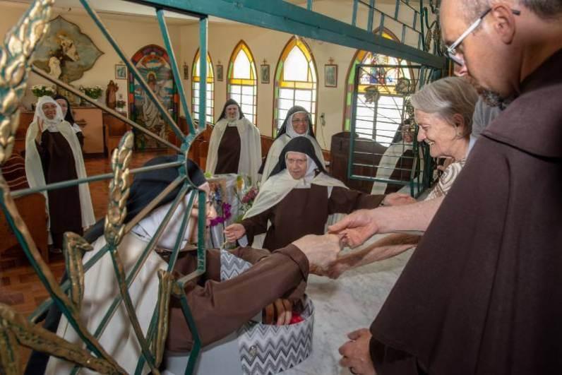 70 anos de Vida Religiosa Irmã Maria Stella-230