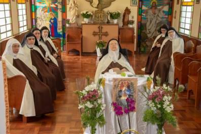 70 anos de Vida Religiosa Irmã Maria Stella-45