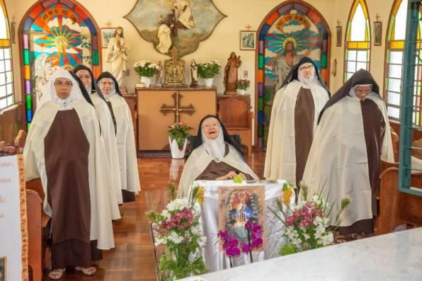 70 anos de Vida Religiosa Irmã Maria Stella-68