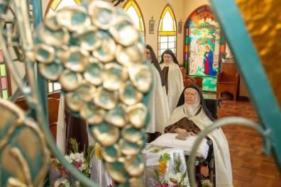 70 anos de Vida Religiosa Irmã Maria Stella-90