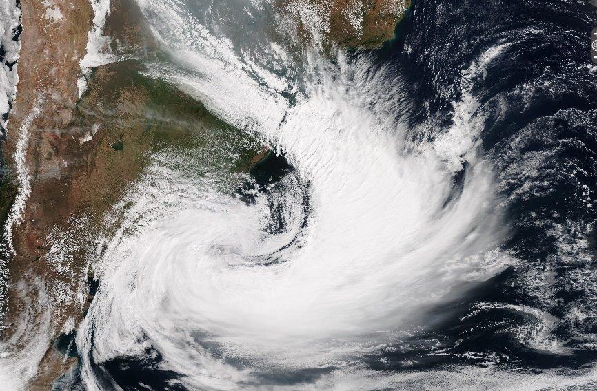 Foto: (NASA/Metsul)