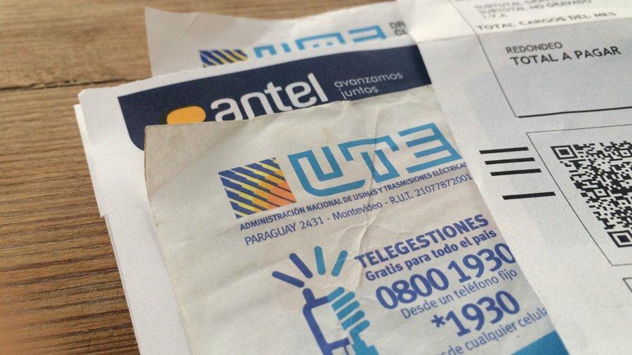 ¿Cuáles son los aumentos de tarifas para el 2018 en Uruguay?