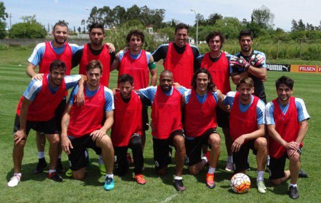 Con gran jerarquía y en la hora, este equipo fue otra vez el ganador del fútbol informal de Uruguay. Foto: AUF.
