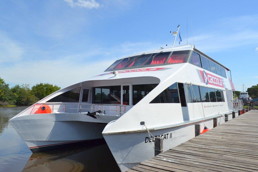 Cierra Cacciola, tradicional empresa de transporte fluvial de Tigre