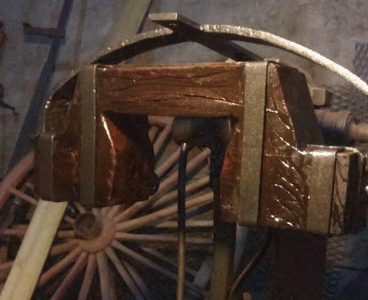 Detalle de la campana.