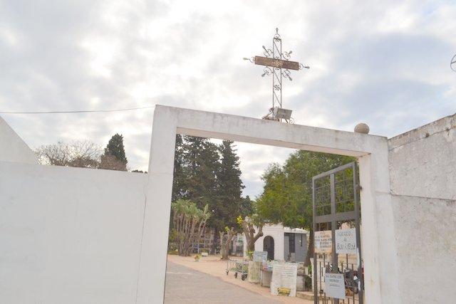Se firmó acuerdo para obras en la morgue local - Carmelo Portal