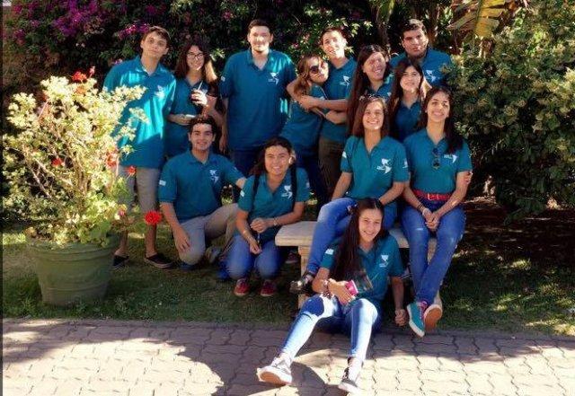 Juan Ignacio Techeira de Ombúes de Lavalle fue seleccionado para viajar a EEUU en programa para jóvenes ... - Carmelo Portal