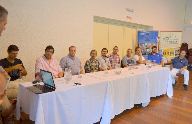 El Grupo 12 realizará promoción en el marco de la agenda oficial del Bicentenario.