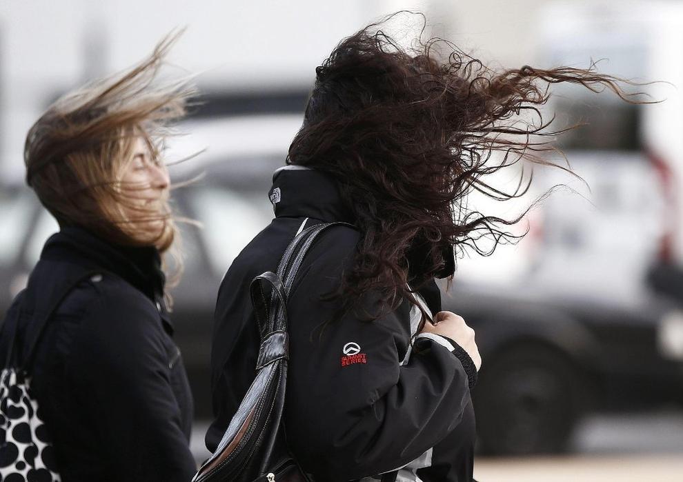 Advertencia en todo el país por tormentas y lluvias