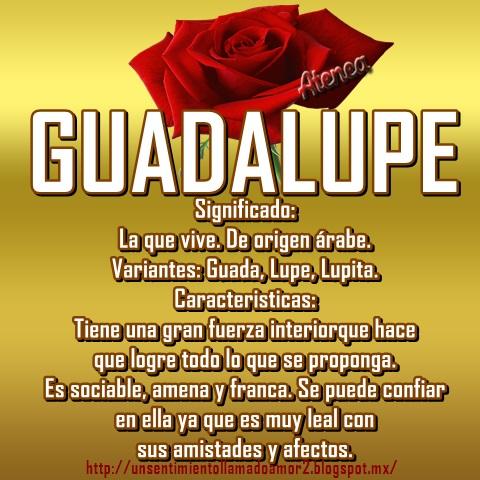 SIGNIFICADO DE LOS NOMBRES... (3/6)