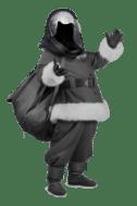 Père Noël faucheur...
