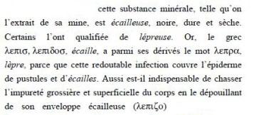 Un extrait du Mystère des Cathédrales, de Fulcanelli