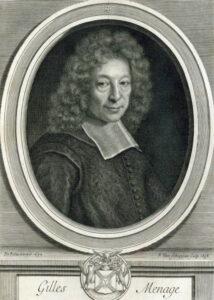 Gilles Menage