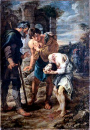 Le miracle de Saint Just, par Rubens