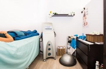 Carmen & Clinic Regenerační a Beauty studio - interier