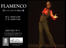 CARTEL FLAMENCO 2014-2015