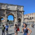 Roma: visitar, ver y volver.