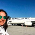 """Viajar al estilo """" Turkish Airlines"""""""