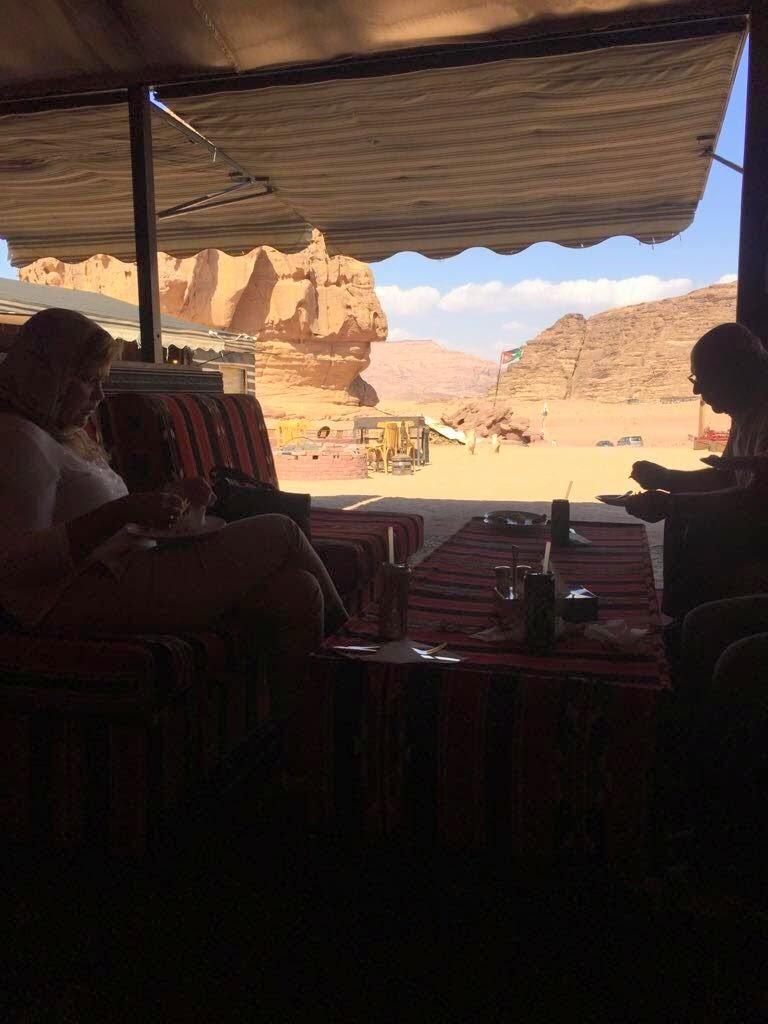 De safari por el increíble desierto de Wadi Rum