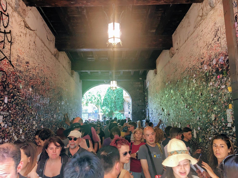 La Casa de Julieta en Verona: lo que debes saber antes de visitarla.