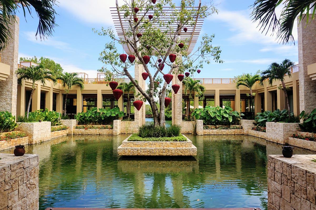 Banyan Tree Mayakoba: vacaciones de lujo en la Riviera Maya