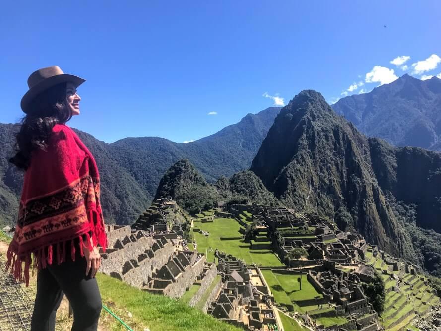 Machu Picchu una de las 7 Maravillas del Mundo